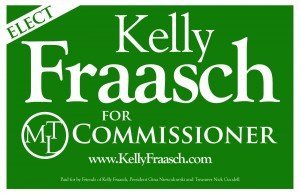 Support Kelly Fraasch for Mount Lebanon Commissioner
